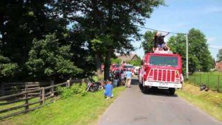 VII Zlot pojazdów pożarniczych Firetruck 2015 / OSP GŁÓWCZYCE