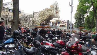 13 Pielgrzymka Motocyklistów na Annaberg 02.08.2015