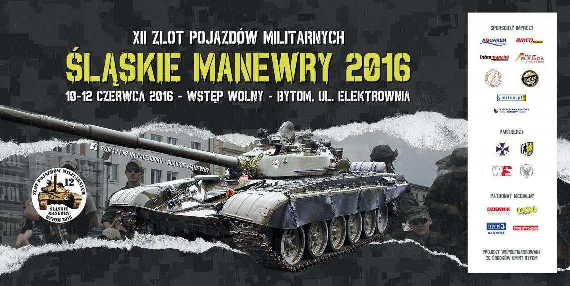 Śląskie Manewry 2016