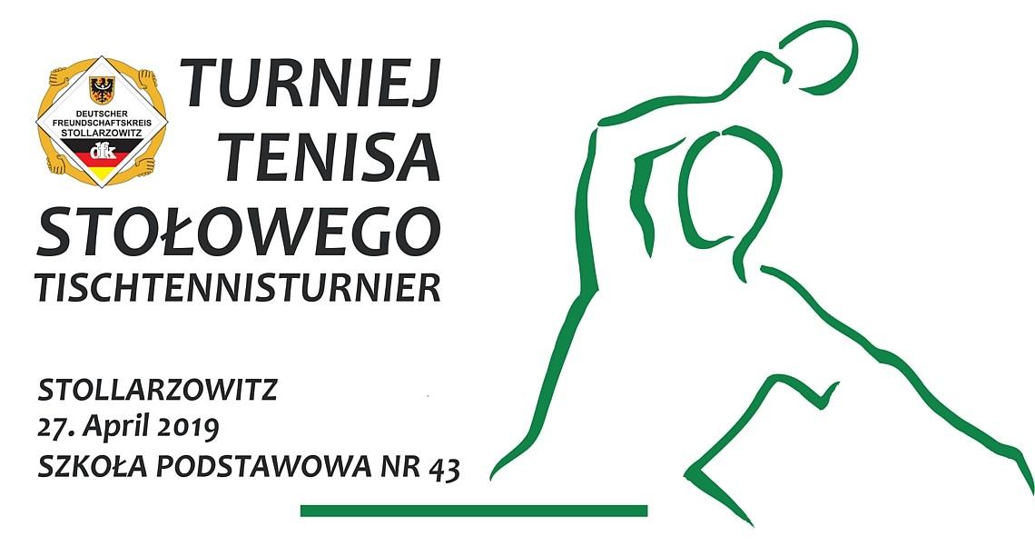 4. Turniej Tenisa Stołowego Mniejszości Niemieckiej