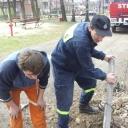 Pracowita wiosna w OSP Górniki