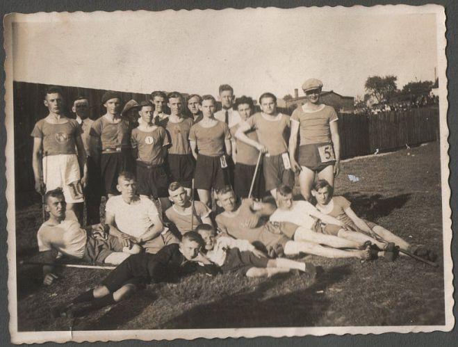 Historia górnickiego sportu