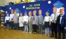 W Przedszkolu nr 54 odbyło się Pasowanie na Przedszkolaka