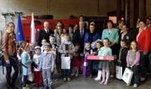 Konkurs plastyczny o tematyce pożarniczej - sukces naszych przedszkolaków
