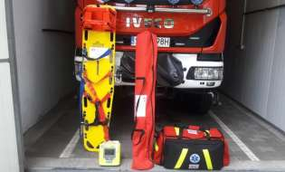 Sprzęt do ratowania życia