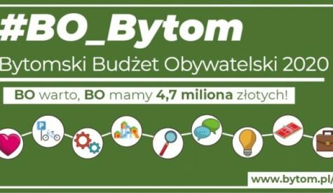 Jest lista zweryfikowanych projektów Budżetu Obywatelskiego w Bytomiu