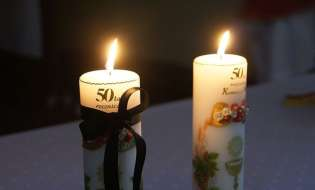 50. rocznica Pierwszej Komunii Świętej